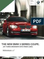 2011 BMW 3 Series Coupe Circle BMW NJ