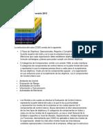 Estructura Del Coso I Versión 2013