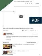 Maha Kirtan Con Srila Atulananda Acarya Maharaj en Su Vyasapuja 2017 - YouTube
