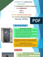 Actividad Integradora 4 de 6 - La Mirada del Árte - Módulo 10 - Prepa en línea - SEP.