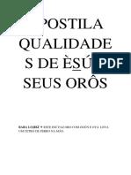 APOSTILA QUALIDADES DE ÈSÚ E SEUS ORÔS (2).docx