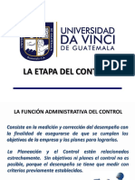 Clase 9, Etapa del CONTROL.pptx