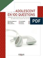Mon Adolescent en 100 Questions