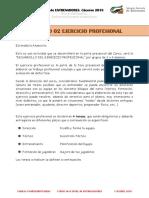 02 Ejercicio Profesional CC 2018
