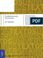 Fundamentos de Electrónica (2a.ed.) (Pg 1 146)