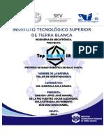TEPOZ-MAILT - Proyecto Taller II