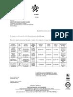 Radicacion Cuentas Agosto 2018