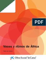 Voces y Ritmos de Africa (Edu)