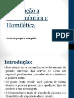 Introdução a Hermenêutica e Homilética.pptx