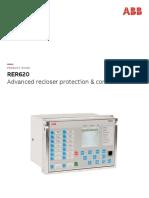 RER620 Product Guide 1MAC301920-PG Rev D II