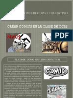 150224740 El Comic Como Recurso Educativo