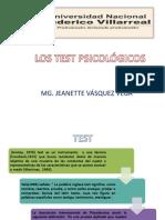 Los Test Psicológicos