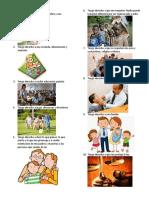 Derechoss y Responsabilidades de Los Niños