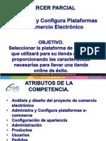 Admtra y Config Plataformas de CE