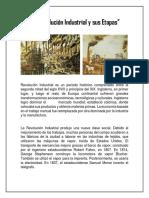 La Revolución Industrial y Sus Etapas