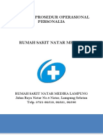 Sop Personalia Revisi 2014 - Copy