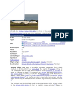 Airblue Flight 202