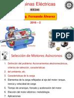 MAQUINAS ELECTRICAS ALVAREZ PUCP
