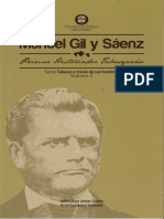 Manuel Gil y Saenz