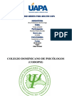 Tarea 6 de Etica Profesional del Psicólogo.pptx