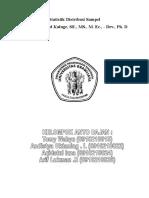 53937504-DISTRIBUSI-SAMPEL-DAN-CONTOH-PENGERJAAN-SOAL.doc
