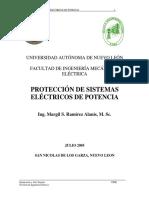 Apuntes Proteccion de Sistemas Electricos de Potencia