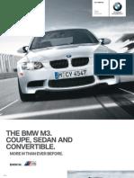 2011 BMW M3 Sedan Circle BMW NJ