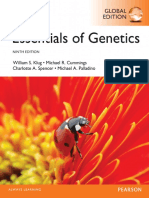 Essentials of Genetics Global Edition