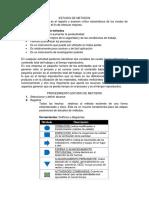 RESUMEN DE VIDEO DE ESTUDIO DE METODOS.docx