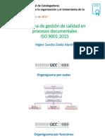 Sistemas de gestión de calidad POWER POINT