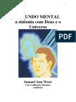 O Mundo Mental - A Sintonia com Deus e o Universo (psicografia Luiz Guilherme Marques - espirito Samael Aun Weor).pdf