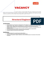 Structural Engineer IV