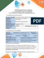 Guía de Actividades y Rúbrica de Evaluación - Fase 1. Reconocer Los Contenidos Del Curso (1)