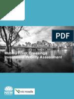 Murray River Crossings Report