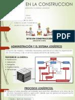 ADMINISTRACION Y EL SISTEMA LOGISTICO FINAL.pptx