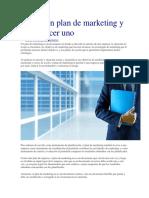 Qué es un plan de marketing y cómo hacer uno.pdf