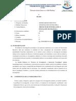 Silabo de Proyecto de Investigación e Innovación Tecnológica.sec.Ejec. - Copia