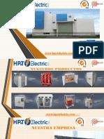 Brochure Hp & t Electric Original