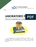 Lab 03 Granumetria de Agregados