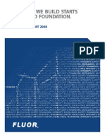 Flu or Sustainability Report 2008