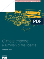 RS_ClimateChange_SummaryofScience