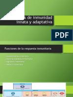 Principios de Inmunidad Innata y Adaptativa 02