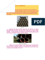 CLASIFICACION DE TUBERIAS.docx