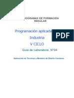 Lab 04 Aplicación de Tecnicas y Modelos
