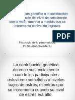 Ambiente y genética