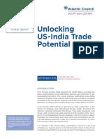 Unlocking US-India Trade Potential