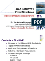 Offshore Fixed Structures