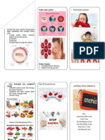 Leaflet Anemia Pada Remaja