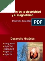 0 Historia Desarrollo Electricidad y Magnetismo