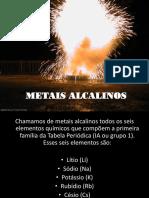Slides sobre Quimica inorganica